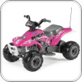 Corral Bearcat di Peg Perego modello rosa