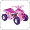 Quad Pop di Feber modello rosa