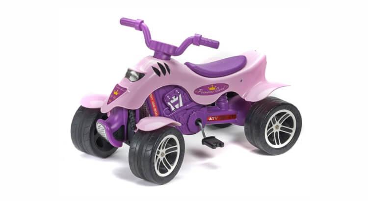 Migliori quad per bambini:Quad a pedali Princess di FALK