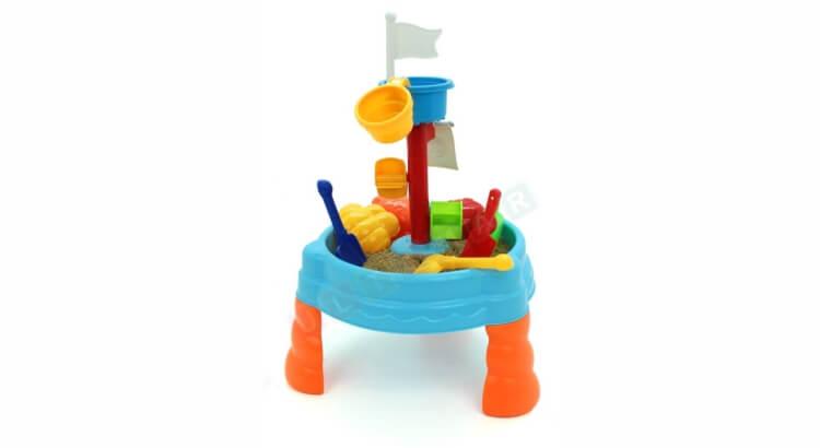 Tavoli per giocare con acqua e sabbia: Tavolo da gioco con sabbia e acqua di Ultimar