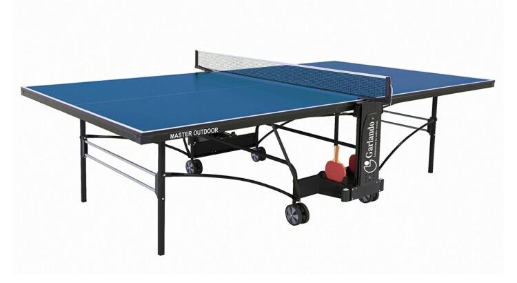 Tavoli da ping ping outdoor: Tavolo da ping pong Master Outdoor di Garlando