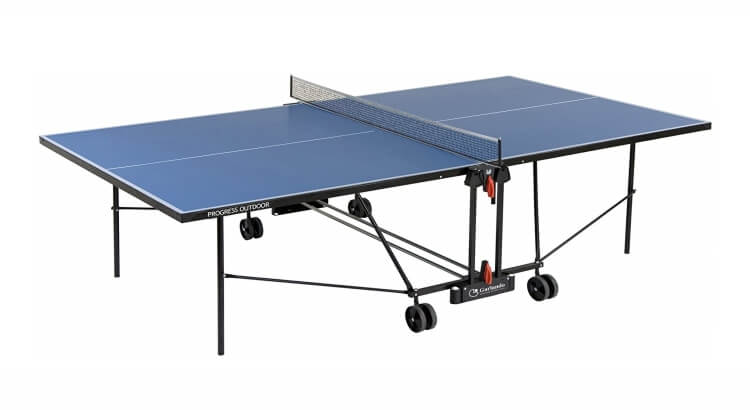 Tavoli da ping ping outdoor: Tavolo da ping pong Progress Outdoor di Garlando