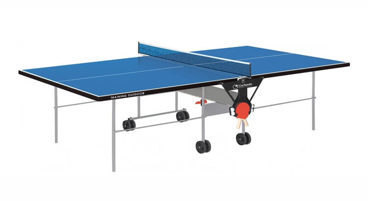 Tavoli da ping ping outdoor: Tavolo da ping pong Training Outdoor di Garlando