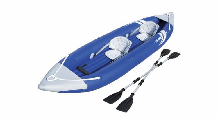 Migliori kayak e canoe gonfiabili: Bolt X2 di Bestway