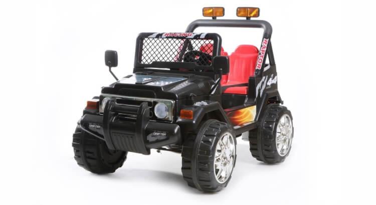 Macchine elettriche per bambini: Jeep Safari (con telecomando) di Babycar