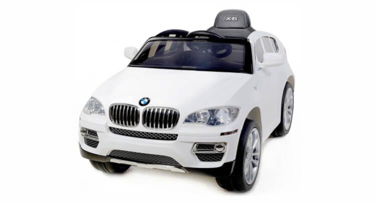 Macchine elettriche per bambini: BMW X6 (con radiocomando)