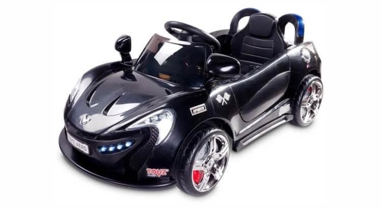 Macchine elettriche per bambini: Toyz Aero Convertibile Sportiva (con radiocomando)