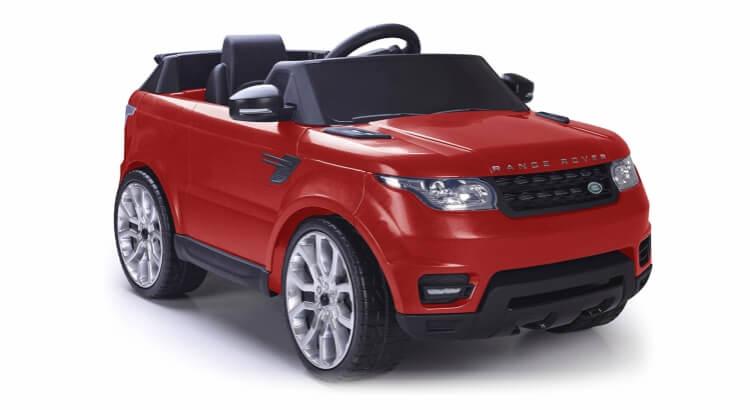Macchine elettriche per bambini: Range Rover Sport di Feber