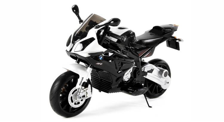 Moto elettriche per bambini: BMW S 1000 RR di Riricar