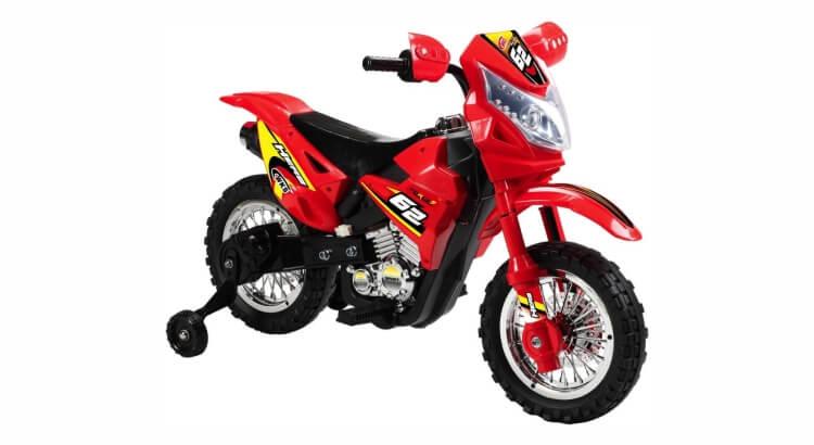 Moto elettriche per bambini: Cross Moto X di Famosa