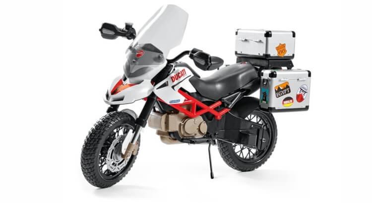 Moto elettriche per bambini: Ducati Hypercross di Peg Perego