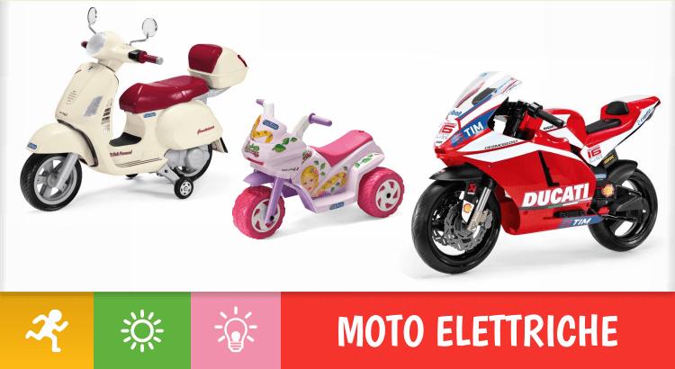 Le più belle motorette elettriche per bambini