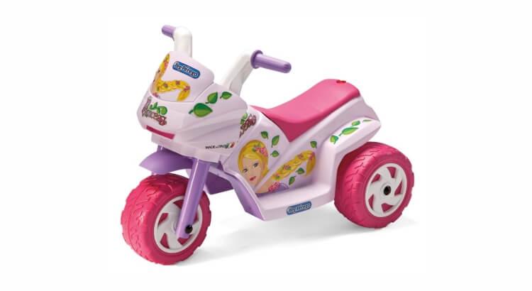 Moto elettriche per bambini: Mini Princess di Peg Perego