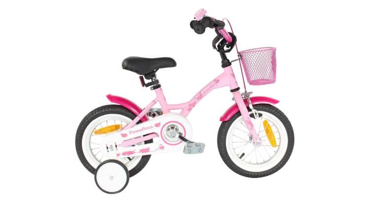 Migliori biciclette per bimbe di 2-4 anni: Bicicletta per bambina 12'' BMX Edition 2017 di PROMETHEUS