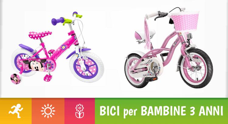 Migliori biciclette per bambine di 3 anni