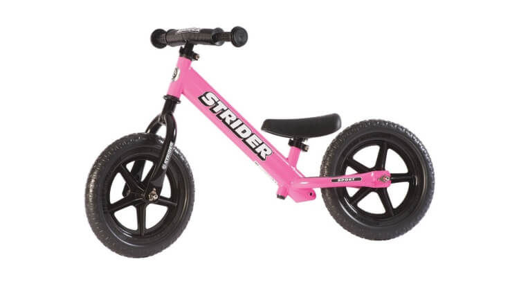 Migliori biciclette per bimbe di 2-4 anni: Balance Bike Strider 12 Sport di Strider