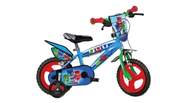 """Migliori giochi e giocattoli PJ Masks: Bicicletta 14"""" PJ Masks di Dino Bike"""