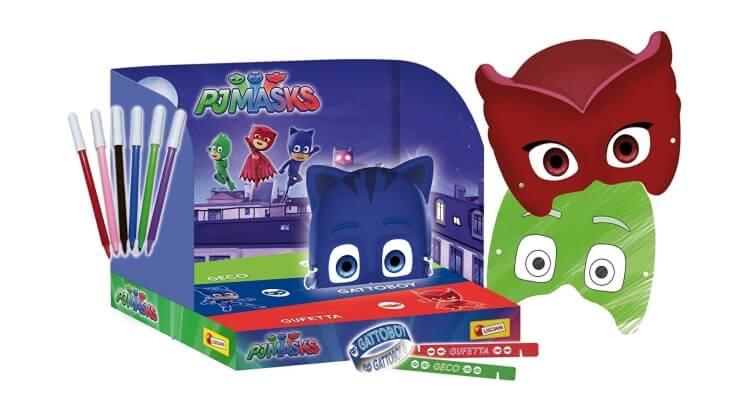 Migliori giochi e giocattoli PJ Masks: PJ Masks Crea le Tue Maschere di Lisciani