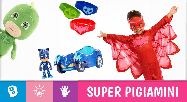 18 idee regalo per tutti i piccoli fan di PJ Masks