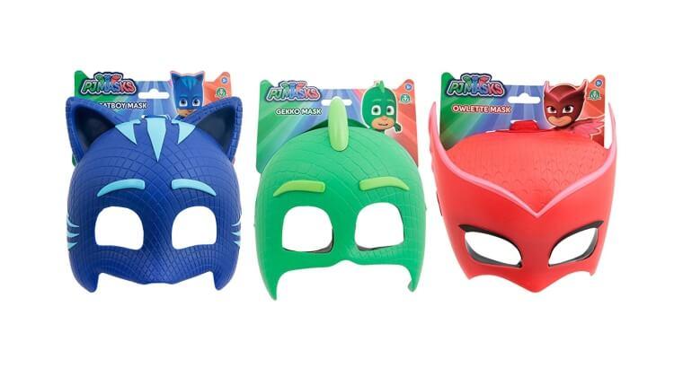 Migliori giochi e giocattoli PJ Masks: Maschera in plastica di PJ Masks di Giochi Preziosi