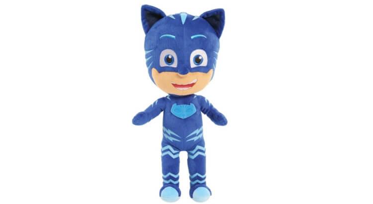 Migliori giochi e giocattoli PJ Masks: Peluche di Gattoboy parlante