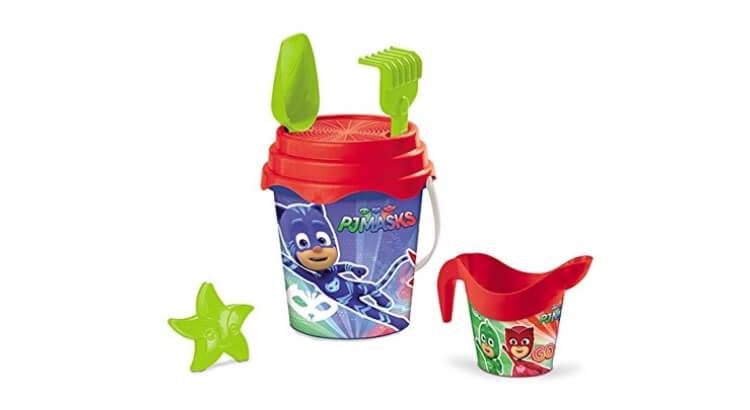 Migliori giochi e giocattoli PJ Masks: Set da spiaggia PJ Masks di Mondo S.p.A