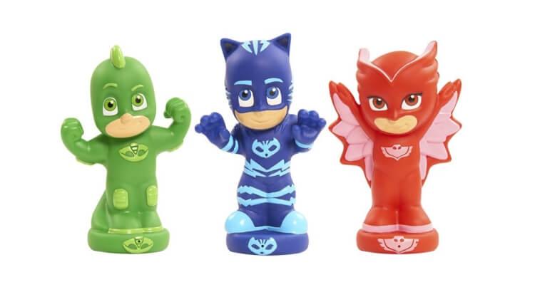 Migliori giochi e giocattoli PJ Masks: Figurine spruzzatori PJ Masks