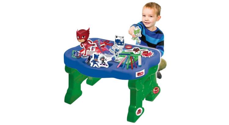 Migliori giochi e giocattoli PJ Masks: Tavolino creativo PJ Masks di Lisciani