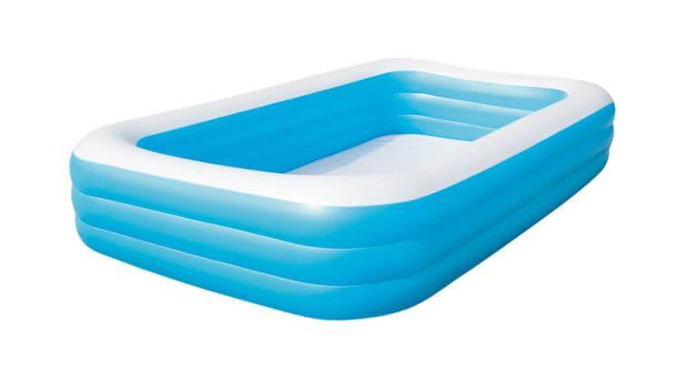 5 grandi piscine gonfiabili per tutta la famiglia lista aggiornata 2017 - Piscina gonfiabile adulti ...