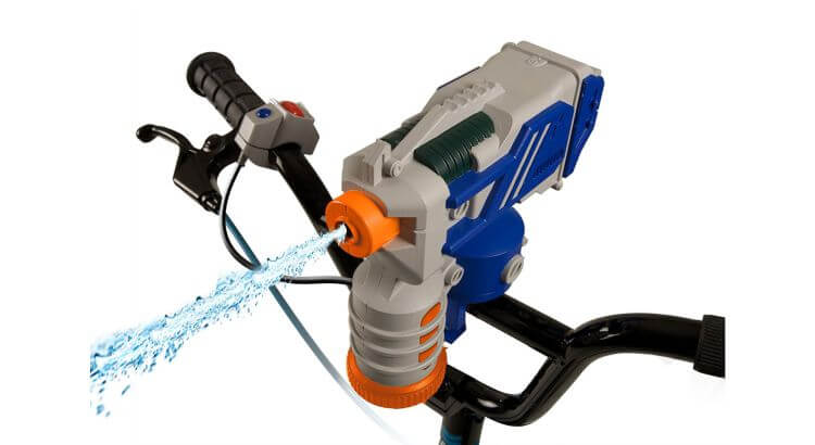 Migliori pistole ad acqua: Cyclone Water Blaster di Fuze