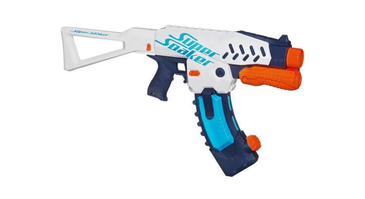 Migliori pistole ad acqua: Nerf Super Soaker Switch Shot di Hasbro