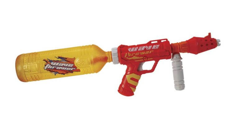 # 1 Wave Thrower di Toysmith