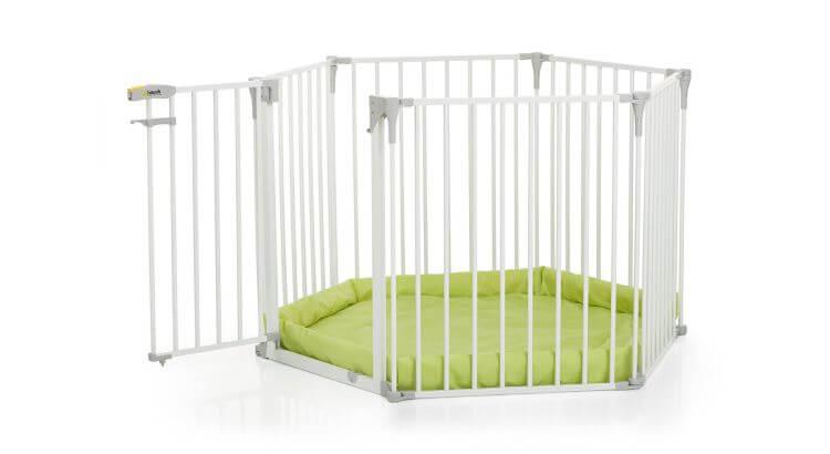 Migliori recinti e box per bambini: Barriera modulare Baby Park di Hauck