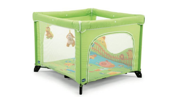 # 1 Box per bambini Open Country di Chicco