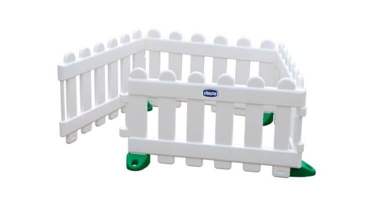 Migliori recinti e box per bambini: Palizzata di Chicco