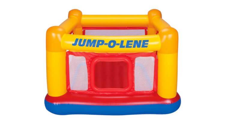 Migliori castelli gonfiabili: Box gonfiabile Jump-O-Lene di Intex