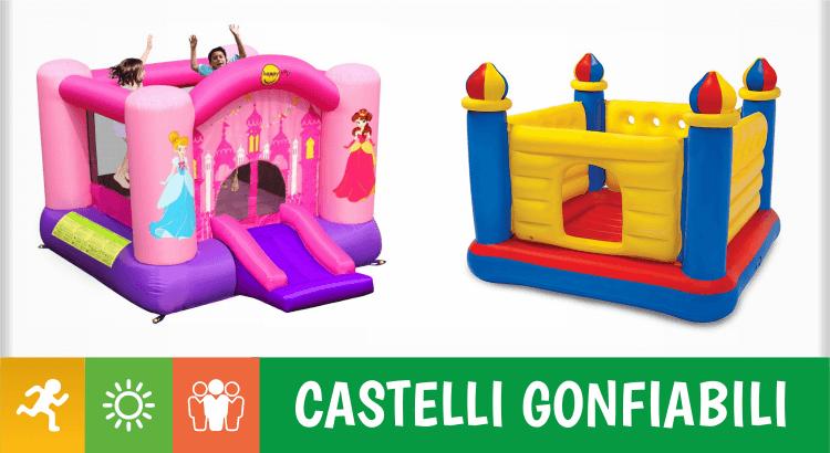 11 migliori castelli salterelli per far saltare di gioia i vostri bambini