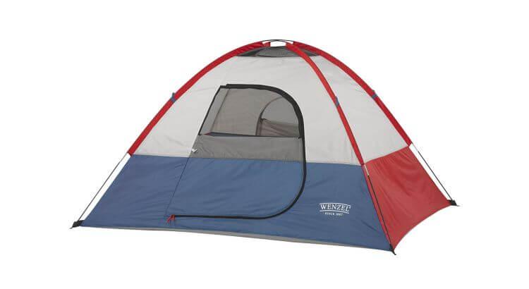Attrezzatura campeggio per bambini e ragazzi: Tenda ad igloo per bambini Sprout di Wenzel Kids