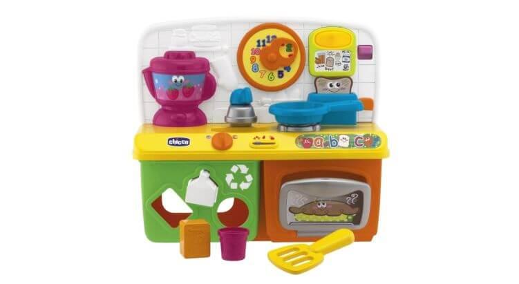 Migliori cucine per bambini (in plastica e legno): Cucina Parlante di Chicco