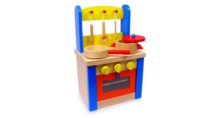 # 1 Cucina Giocattolo in Legno di Small Foot Company