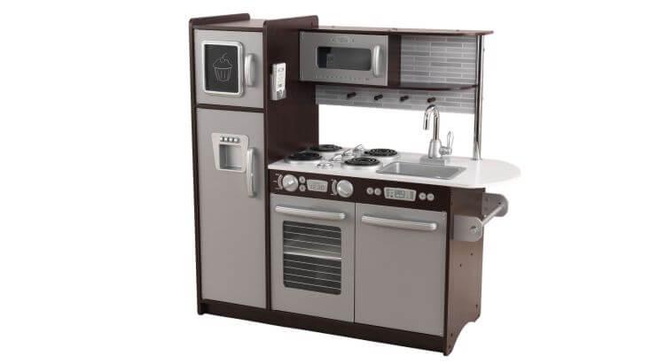 7c06dcb9d83d50 Migliori cucine per bambini (in plastica e legno): Cucina in Legno Uptown  Espresso