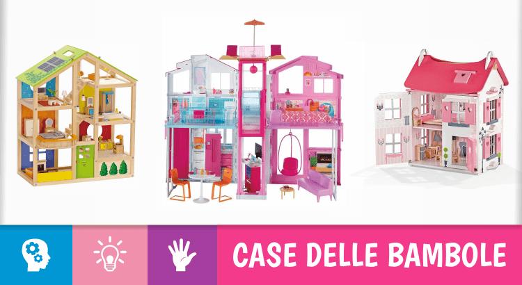 11 fantastiche case delle bambole per far sognare ogni bambina