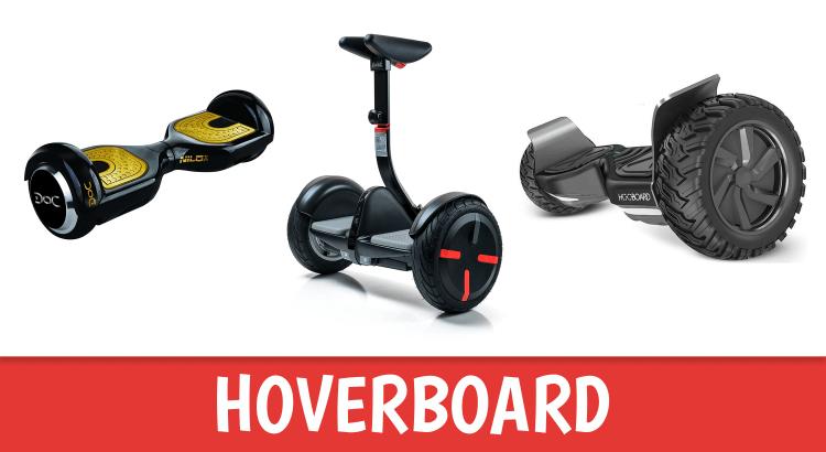 I 5 migliori hoverboard per lasciare tutti senza fiato