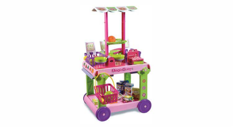 Migliori bancarelle giocattolo:Magic Market di Androni Giocattoli
