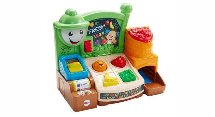 Migliori bancarelle giocattolo: Il Mercato del Cagnolino di Fisher-Price