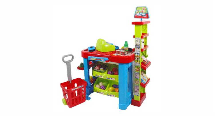 Migliori supermercati giocattolo:Supermercato con carrello di deAO
