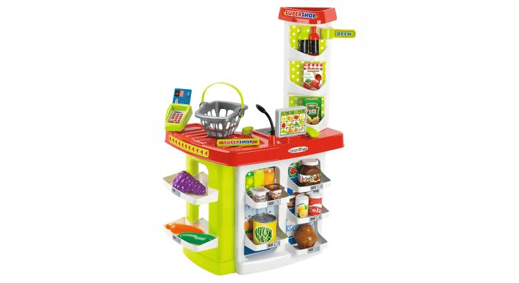 Migliori supermercati giocattolo:Super Shop con accessori di Ecoiffier