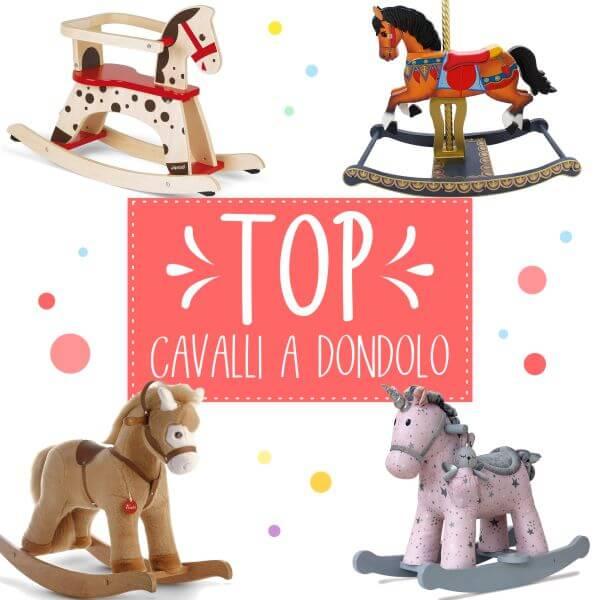 Cavallo A Dondolo Trudi Baby.10 Migliori Cavalli A Dondolo Giochi Attivi